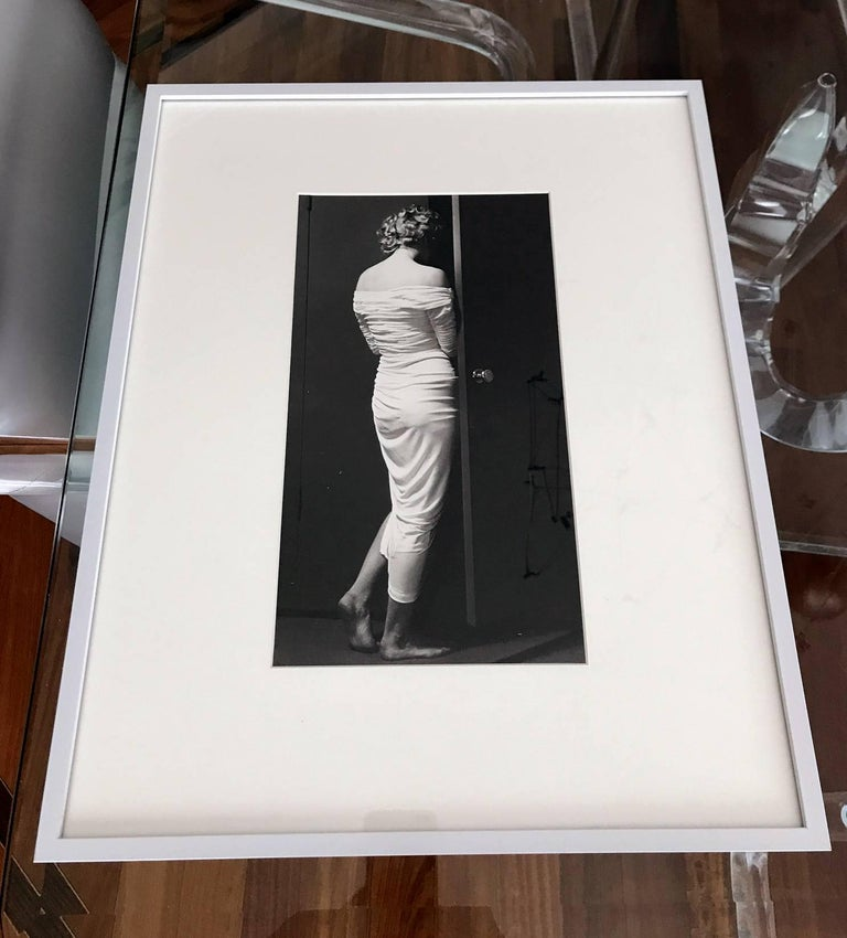 Mid-Century Modern Marilyn Monroe Photograph by Philippe Halsman For Sale