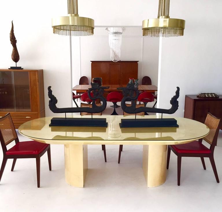 Elk Lighting Pierre: A Pair Of French Brass Chandelier Ceiling Light Pierre