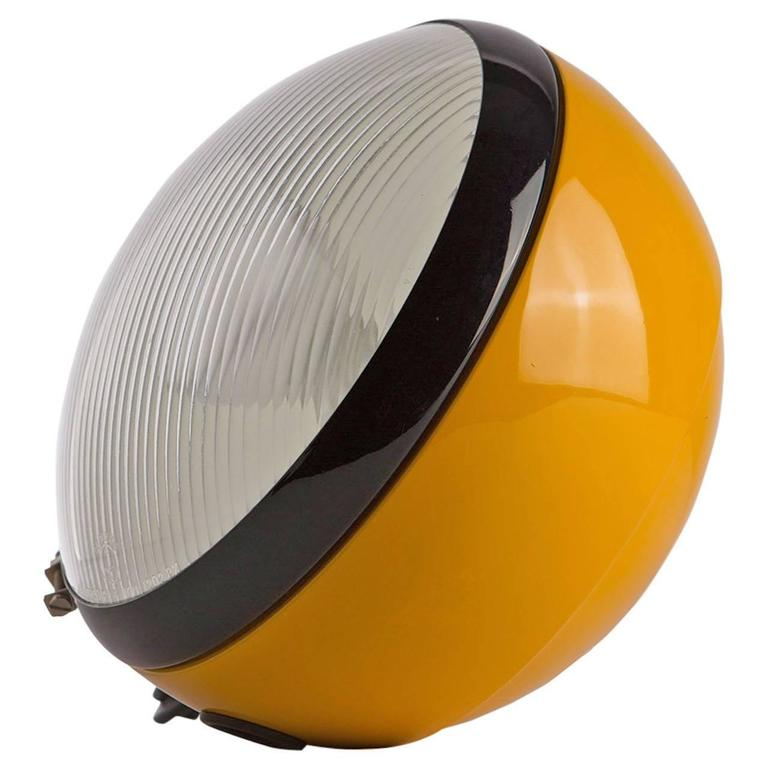 """""""Bowling"""" Table Lamp by Leonardi and Stagi for Lumenform"""