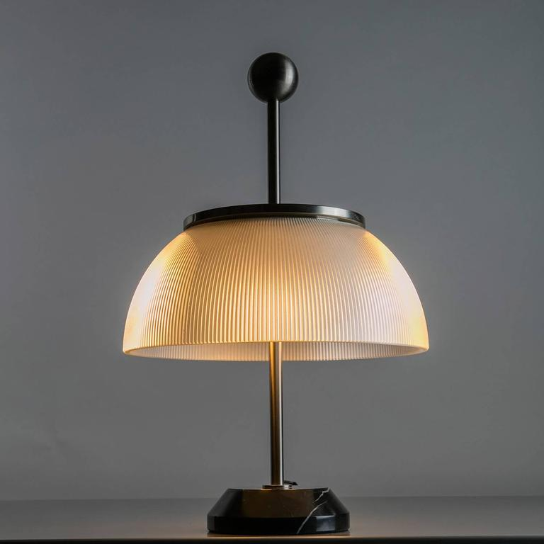 alfa table lamp by sergio mazza for artemide for sale at 1stdibs