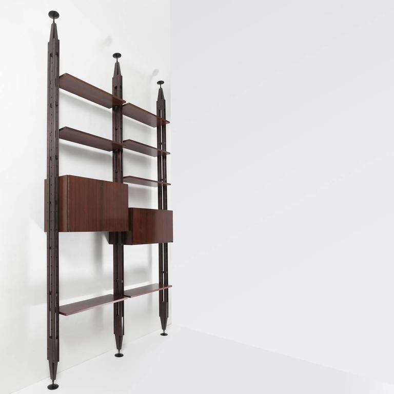 """""""Lb7"""" Bookcase by Franco Albini for Poggi 2"""