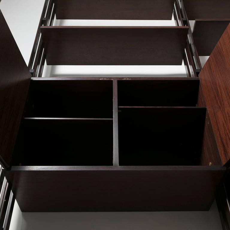 """""""Lb7"""" Bookcase by Franco Albini for Poggi 4"""