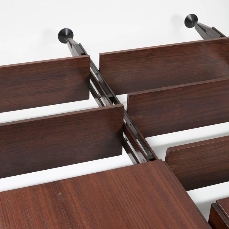 """""""Lb7"""" Bookcase by Franco Albini for Poggi 7"""