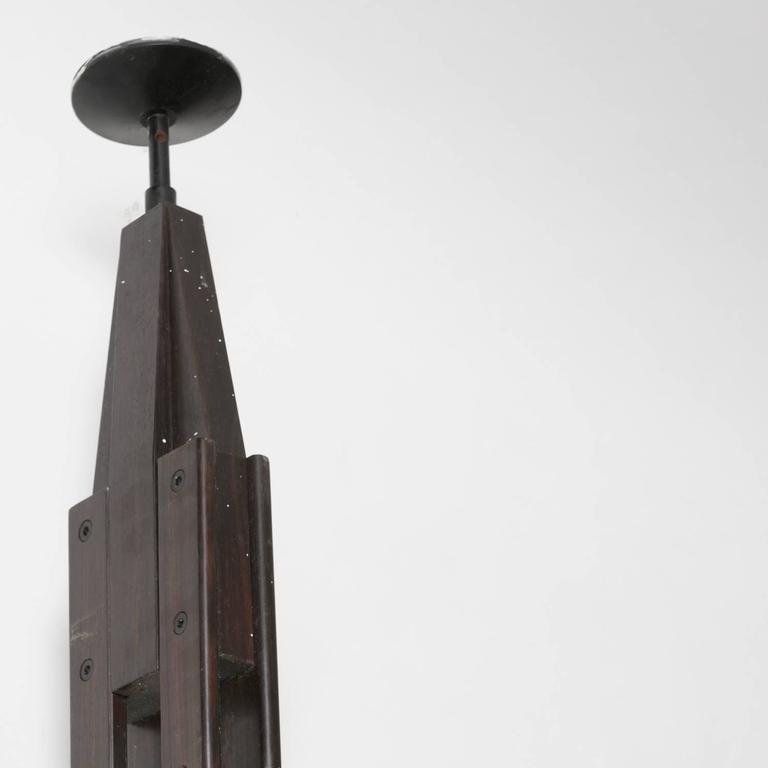 """""""Lb7"""" Bookcase by Franco Albini for Poggi 10"""