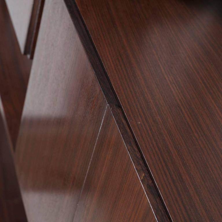 """""""Lb7"""" Bookcase by Franco Albini for Poggi 9"""