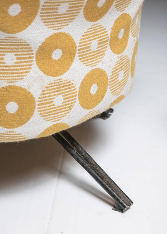 "Set of Two ""P32"" Lounge Chairs by Osvaldo Borsani for Tecno 6"