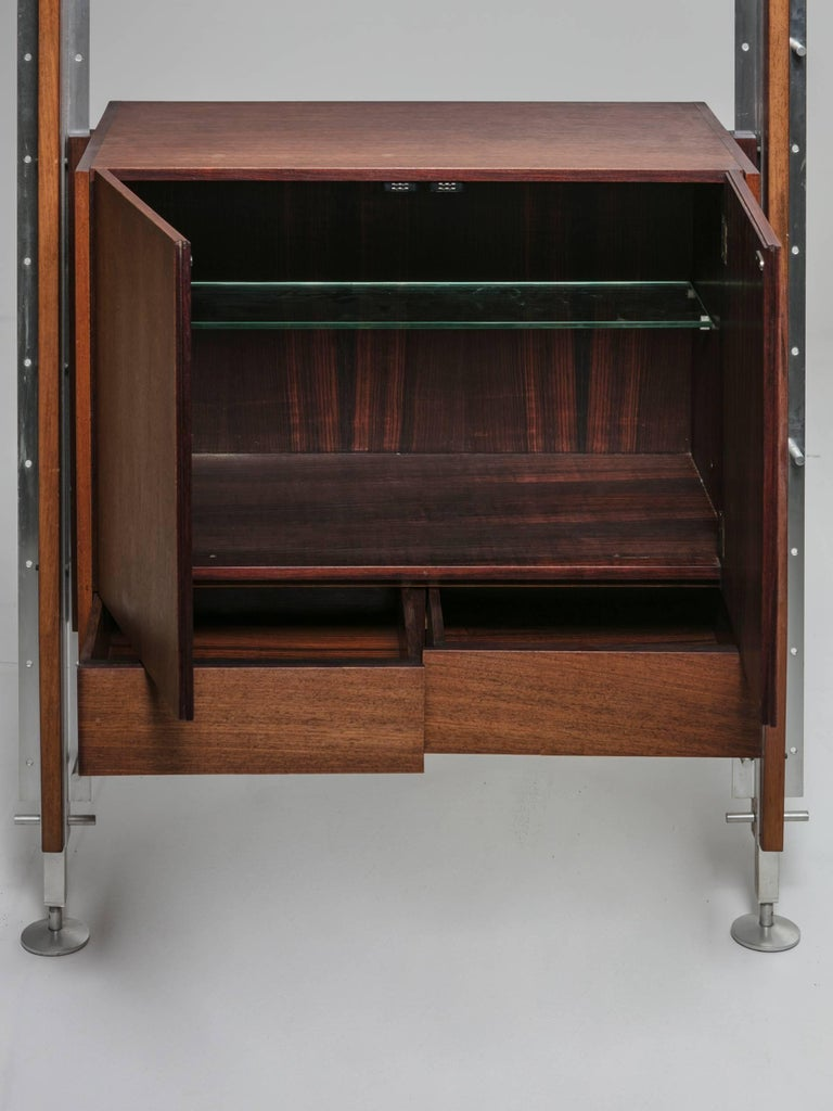 Italian Bookcase, 1960s In Good Condition For Sale In Milan, IT