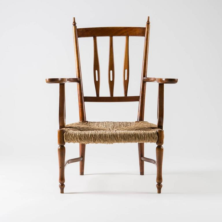 Pair of 1930s Lounge Chairs by Paolo Buffa 4