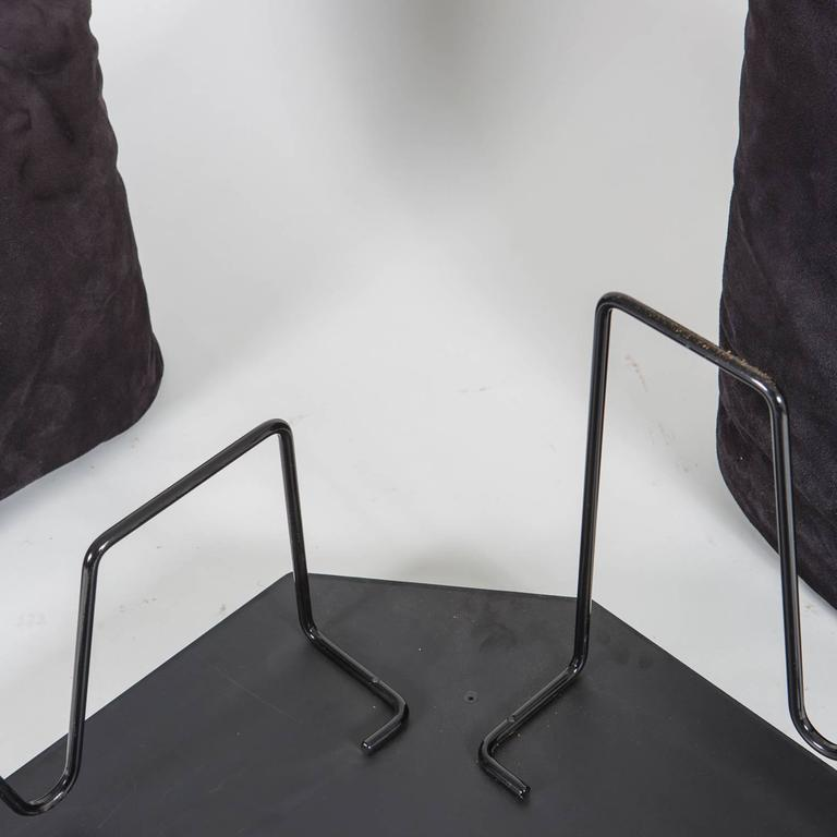 """Set of two """"Marenco"""" Chairs by Mario Marenco for Arflex 7"""