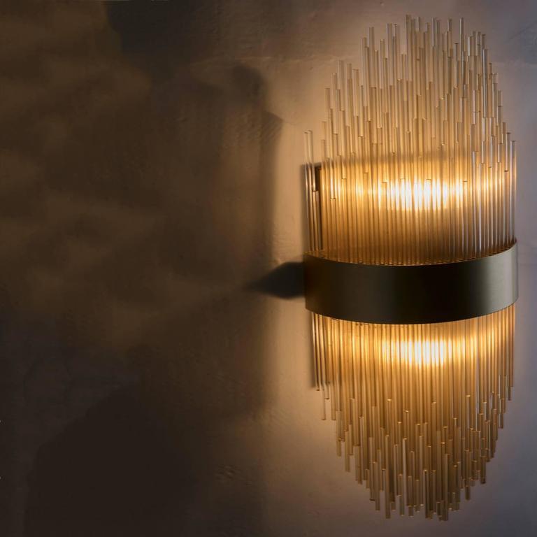 Pair of Italian 1960s Wall Lamps 3