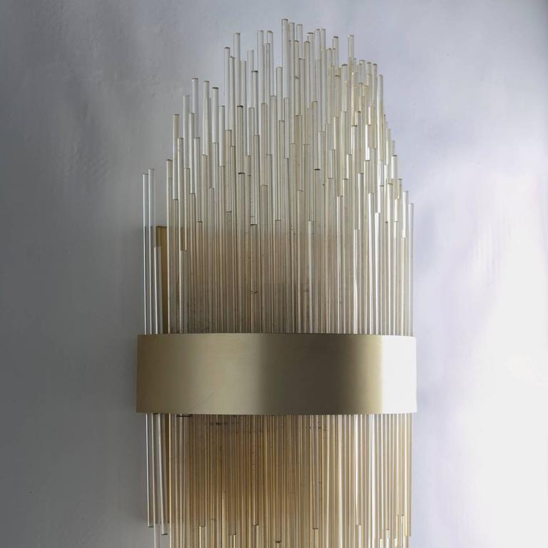 Pair of Italian 1960s Wall Lamps 4