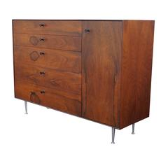 George Nelson for Herman Miller Thin Edge Chest of Drawers or Cabinet