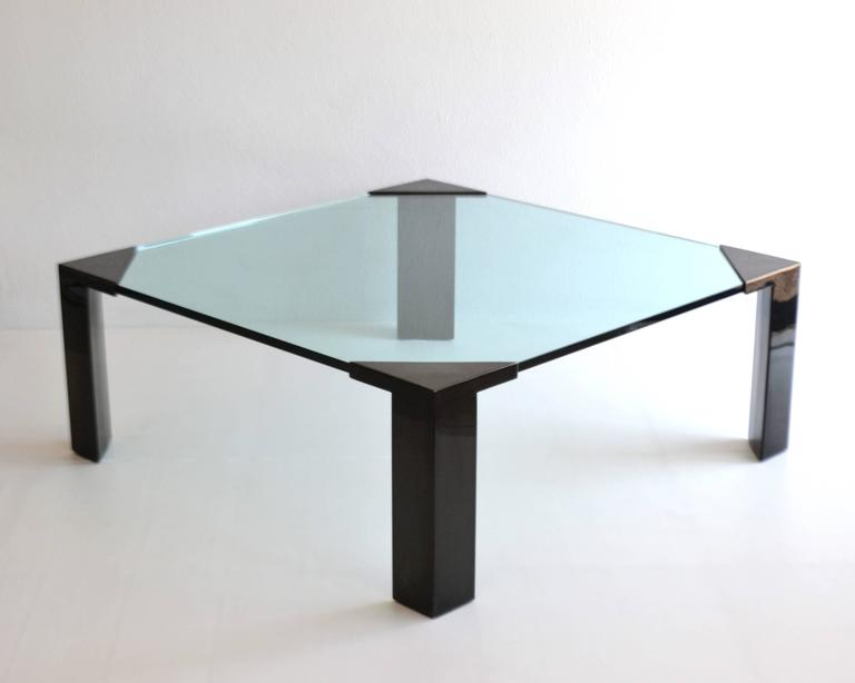 American Post-Modern Cocktail or Coffee Table For Sale