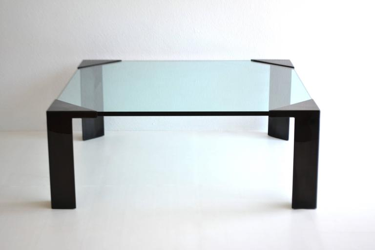 Post-Modern Cocktail or Coffee Table For Sale 2