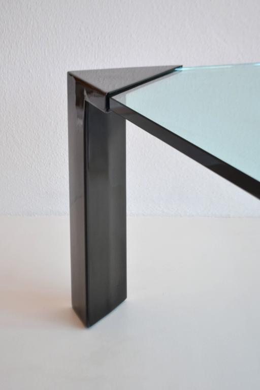 Late 20th Century Post-Modern Cocktail or Coffee Table For Sale