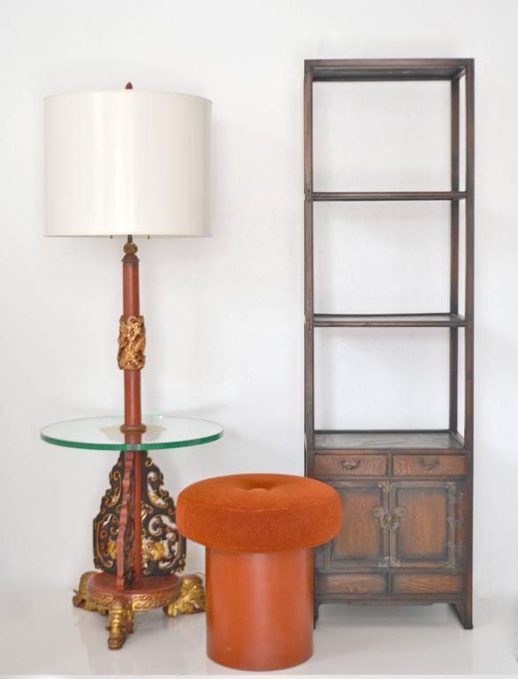 Hollywood regency asian carved wood floor lamp for sale at 1stdibs glamorous hollywood regency asian floor lamp circa 1940s 1950s this striking standing lamp aloadofball Images