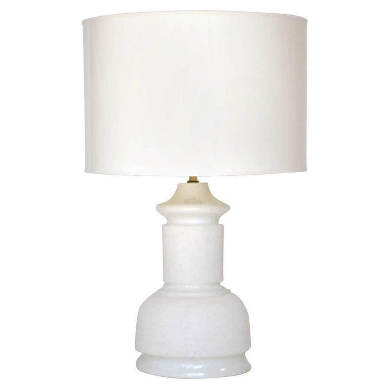 Italian Mid-Century Modern Ceramic Table Lamp