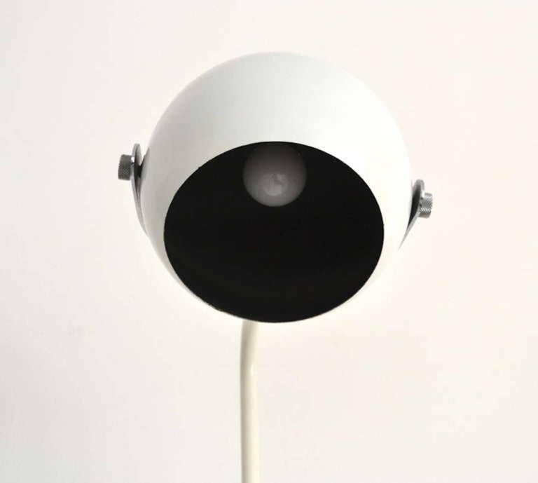 Mid-20th Century Midcentury Floor Lamp by Robert Sonneman For Sale
