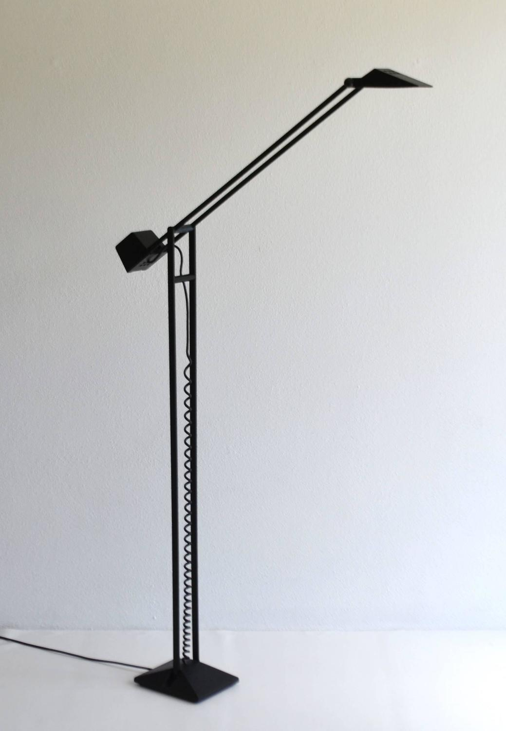 Post Modern Articulated Floor Lamp For Sale At 1stdibs