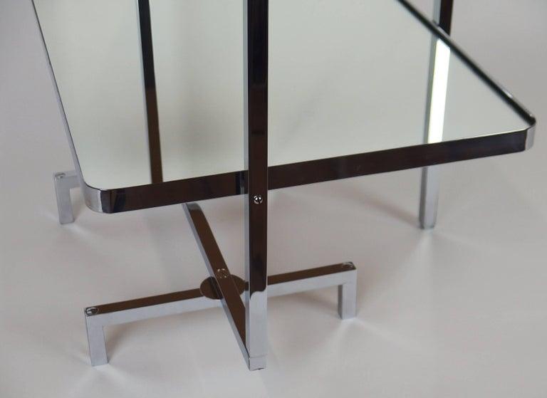 Art Deco Modernist Dessert Table by Jean Boris Lacroix For Sale 2