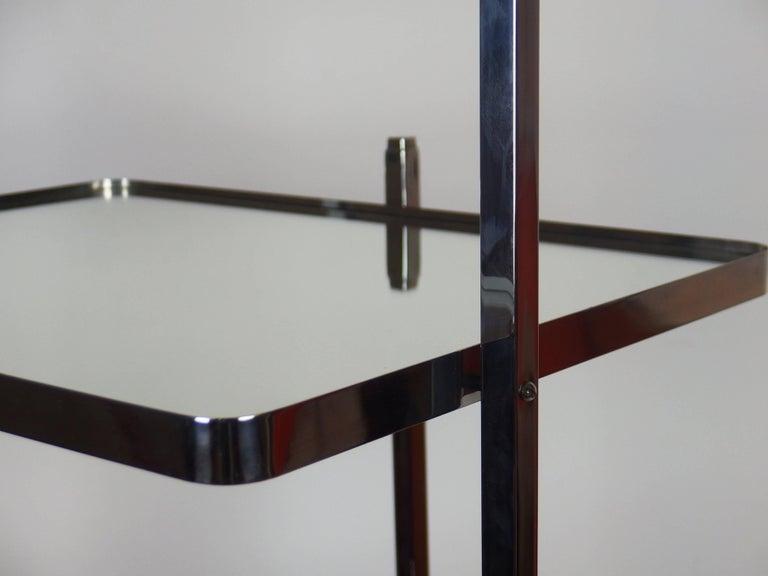 Art Deco Modernist Dessert Table by Jean Boris Lacroix For Sale 4