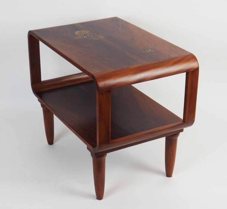Art Deco Coffee Table By Majorelle For Sale At 1stdibs
