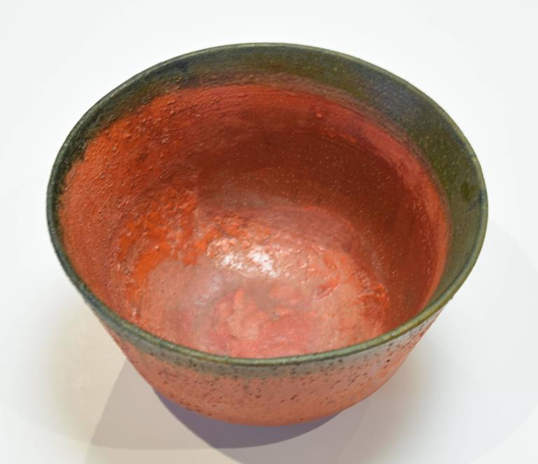 Ceramic Luscious Bowl by Marcello Fantoni For Sale