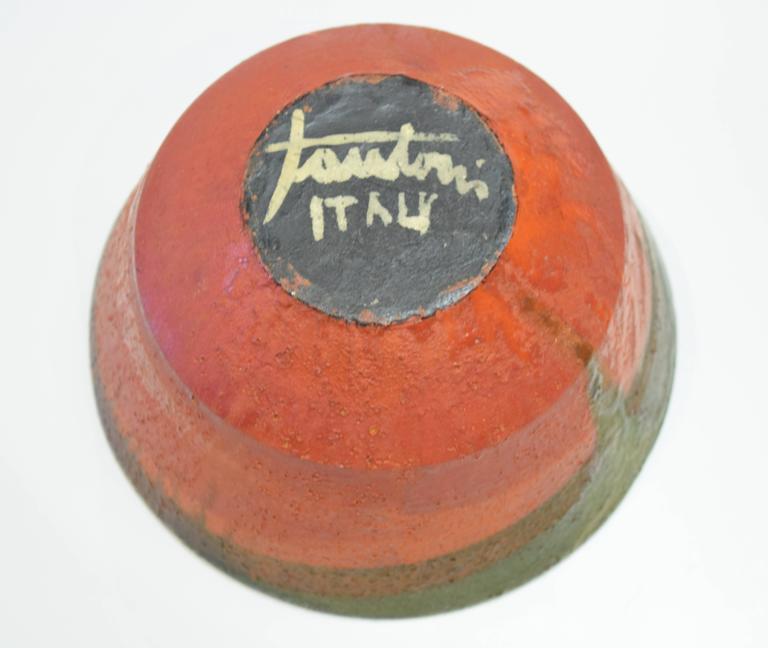 Luscious Bowl by Marcello Fantoni For Sale 1