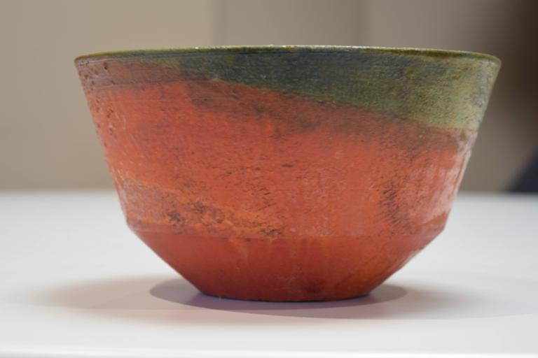 Mid-Century Modern Luscious Bowl by Marcello Fantoni For Sale