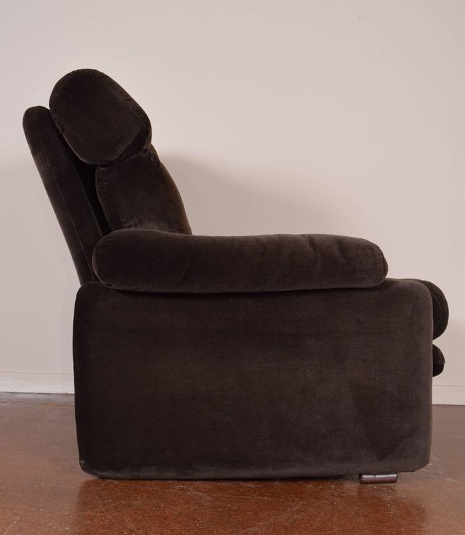 Luxe Tobia Scarpa For B B Italia Lounge Chair For Sale At