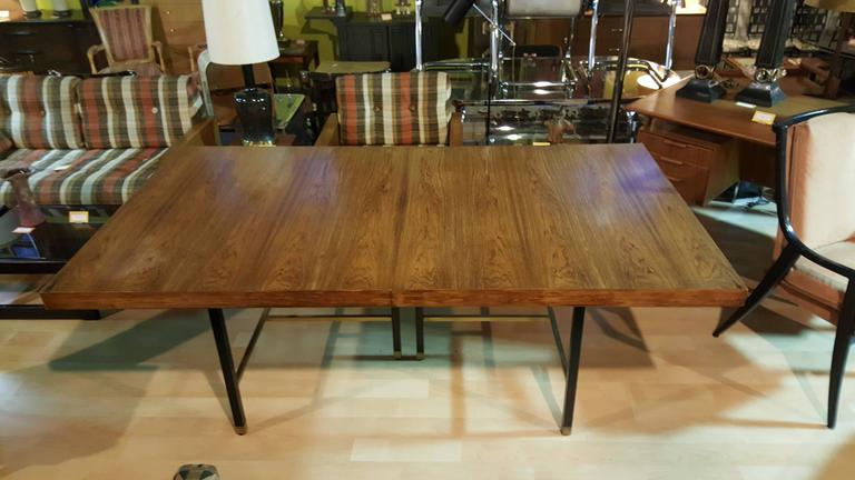 Harvey Probber Expanding Dining Or Conference Table For Sale At Stdibs - Expanding conference table