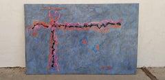 Richard Irving Bowman Abstract Painting