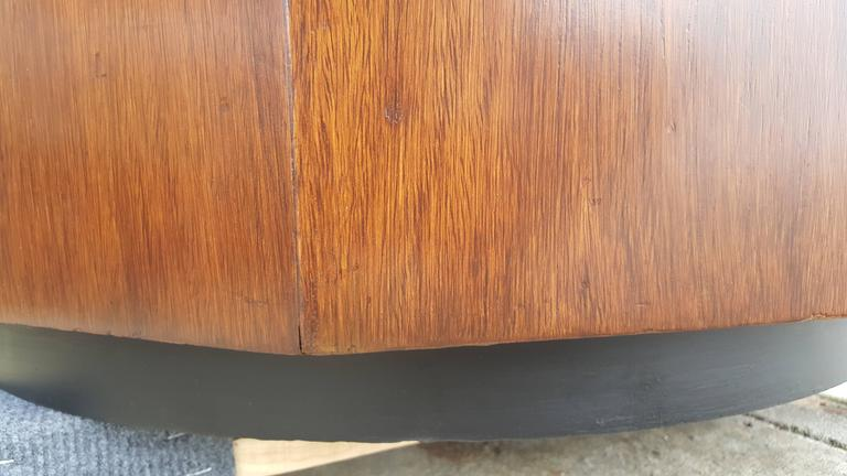Harvey Probber Dry Bar or End Table in Rosewood 8