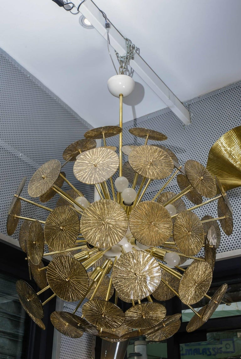 Very nice Murano glass Sputnik chandelier.  Possibility of a second one.   Price given for one.