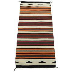 Vintage Southwestern Stripe Rug