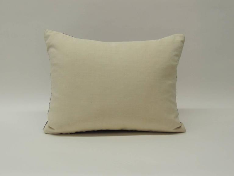 fez embroidery purple decorative lumbar pillow is no longer available