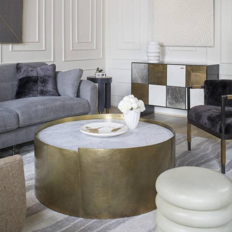 10 Fabulous Living Room Ideas By Kelly Wearstler: Alta Coffee Table By Kelly Wearstler For Sale At 1stdibs