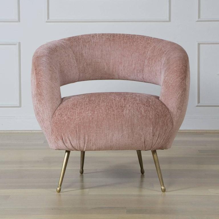 American Laurel Lounge Chair By Kelly Wearstler For