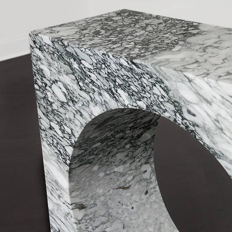 Marble Selby Console by Kelly Wearstler For Sale