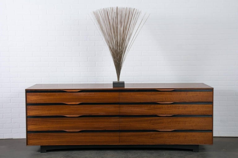 Harry Bertoia Style Spray Sculpture In Good Condition For Sale In San Francisco, CA