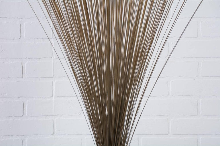 Harry Bertoia Style Spray Sculpture For Sale At 1stdibs