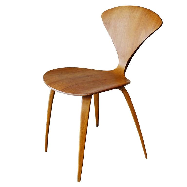 plycraft sculptural dining chairs by norman cherner 2