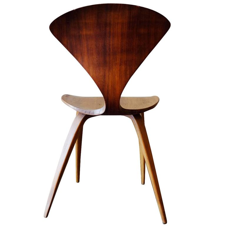Plycraft Sculptural Dining Chairs by Norman Cherner 7