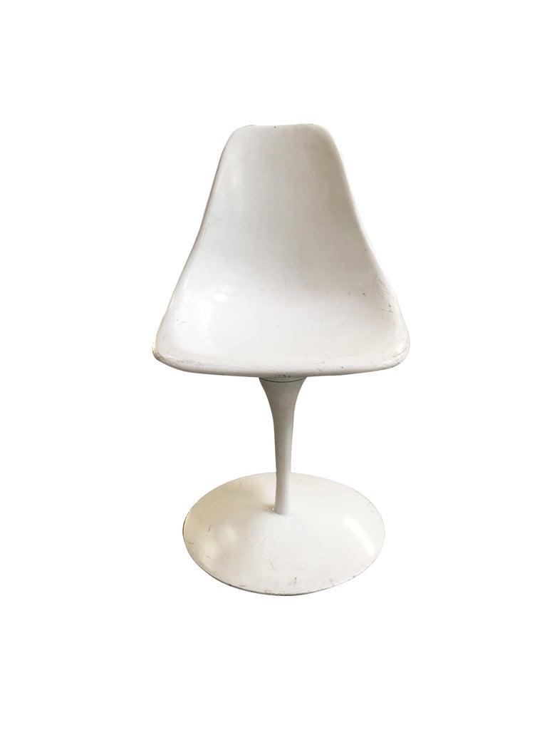 Burke Saarinen Style Tulip Chair Circa 1965 Saturday