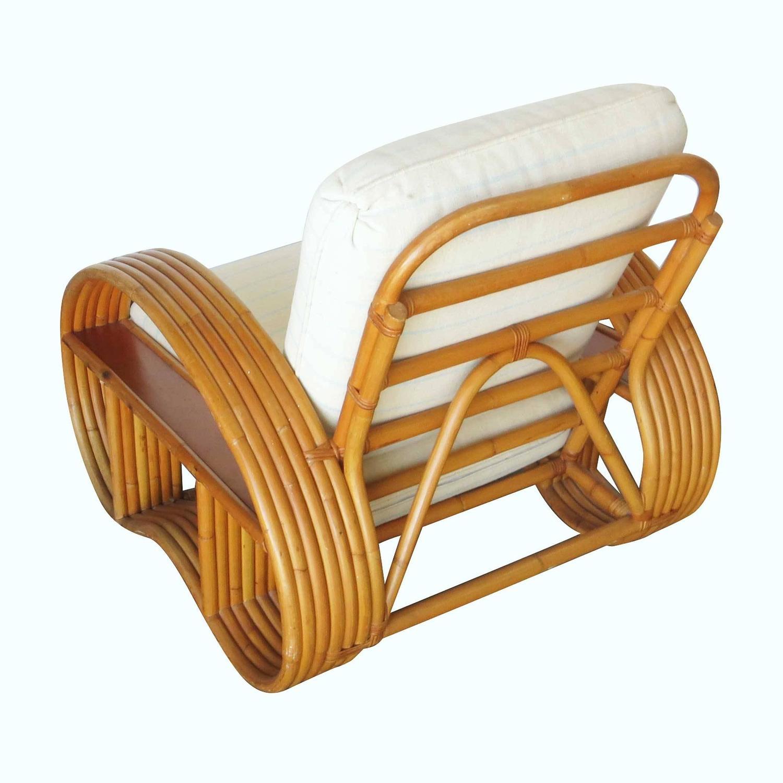 Rare mid century rattan and mahogany living room set - Rattan living room furniture for sale ...