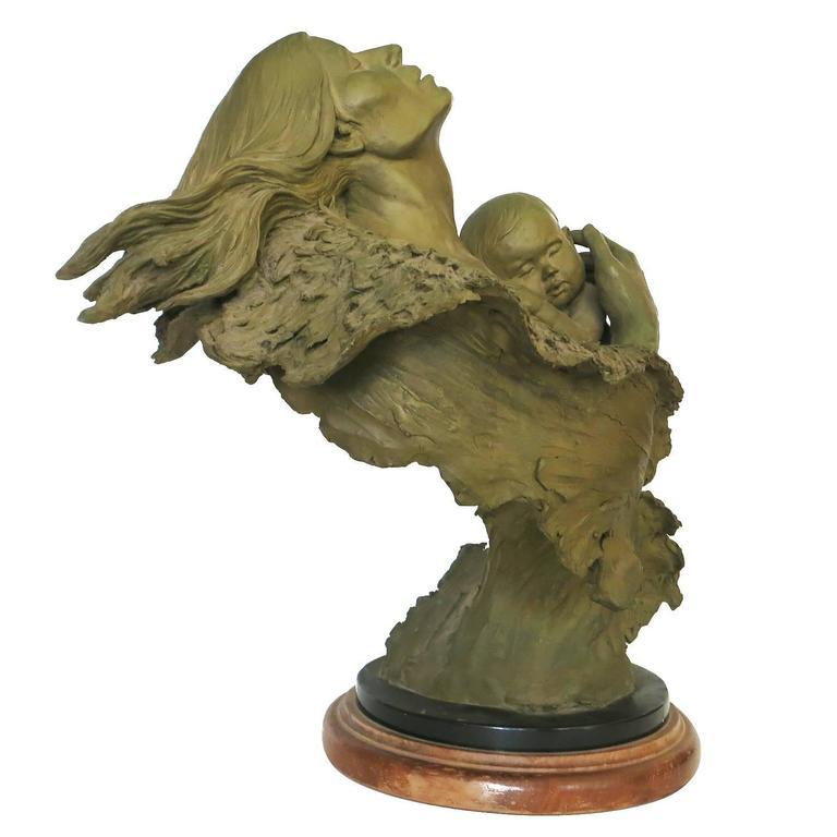 Mill Creek Studios Indian Sculpture Art Statues Many