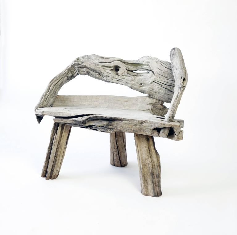 Swedish Driftwood Chair 2