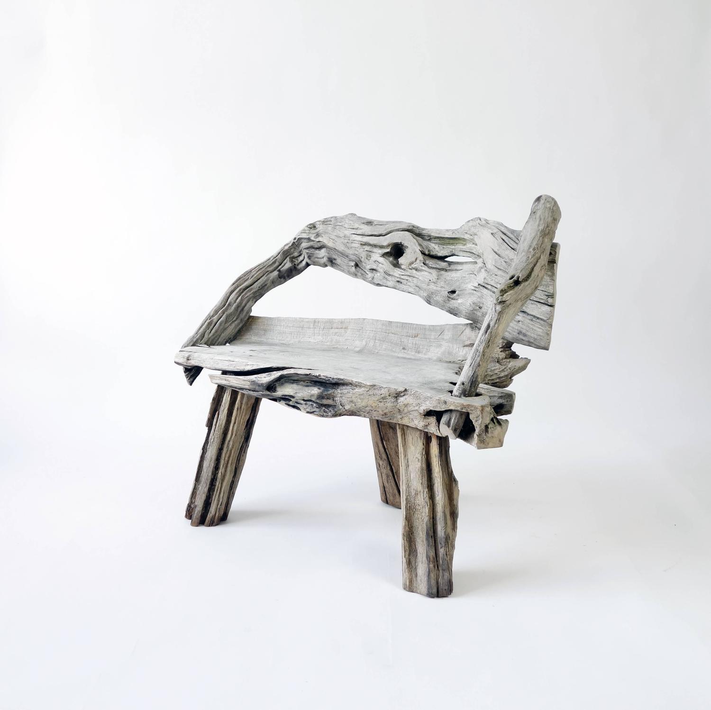 Driftwood Bench Lookup Beforebuying