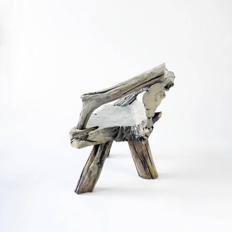 Swedish Driftwood Chair 5