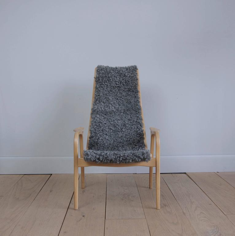 Yngve Ekström Lamino Chair at 1stdibs